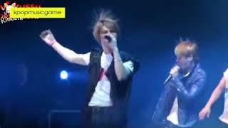Kpop Idols Funny Static Hair #03