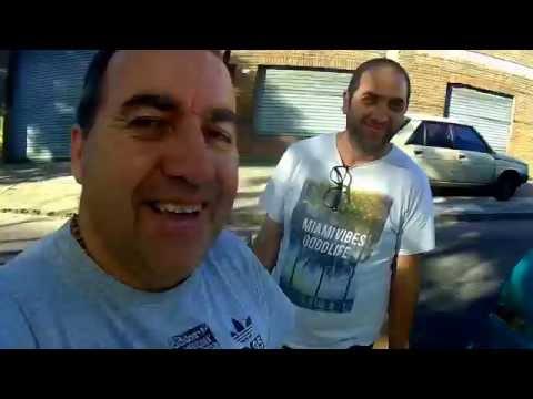 RASTROJERO Federico Bava y el acarreo de su Fiat Tipo, 20161206 150432