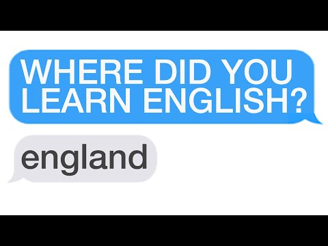 """R/Entitledparents """"Your English Is SOO Bad! Where'd You Learn It?"""" """"England..."""""""