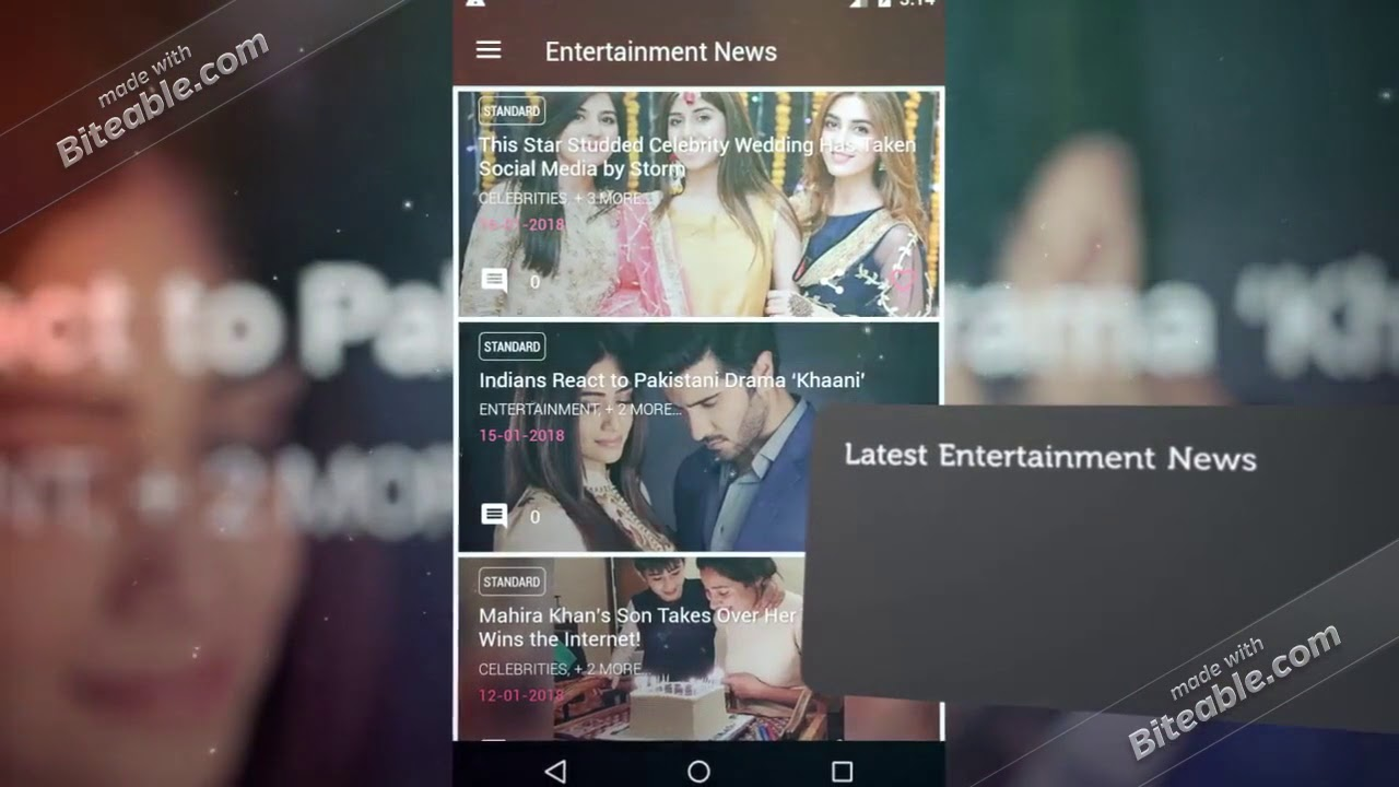 Hum TV Android App