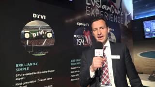 2016 NAB Show: Nicolas Bourdon, VP Marketing at EVS