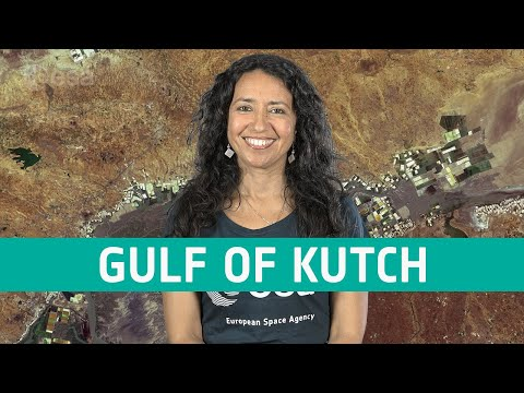 Earth from Space: Gulf of Kutch