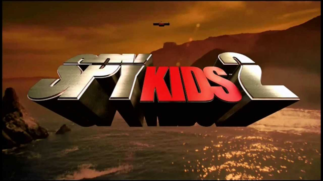 Spy Kids  D Game Over Background