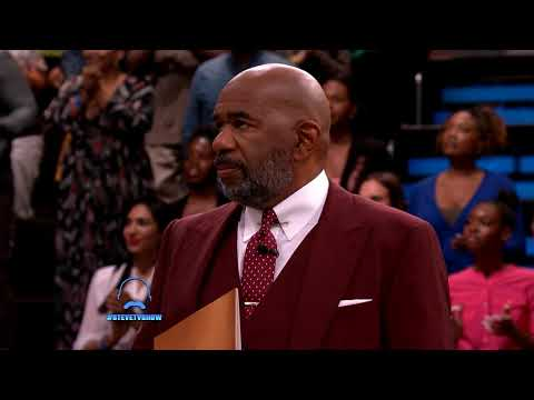 The Royal Wedding Choir Performs For Steve Harvey