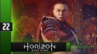 Прохождение Horizon Zero Dawn - #22 Великие тайны Земли (часть 2)