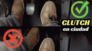 Evita Hacer Esto: Tips Para Cuidar el Clutch en Ciudad | Velocidad Total