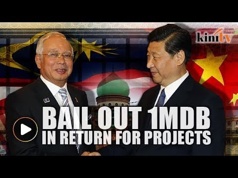 WSJ: China offered to bail out 1MDB in return for projects