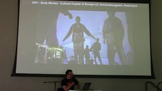 SITE Santa Fe - Artist Talk: Rafael Lozano-Hemmer Clip 3
