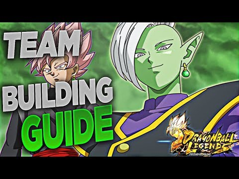 Dragon Ball Legends - Basics Of Team Building