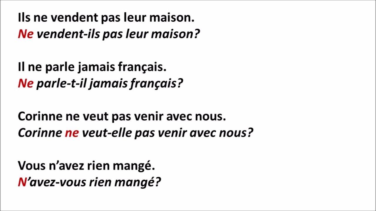 Aprendendo Francês: Como Fazer Perguntas   #A20D0F 1920 1080