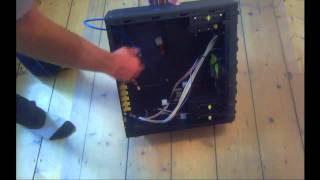 unboxing The InWin Dragon Slayer Case