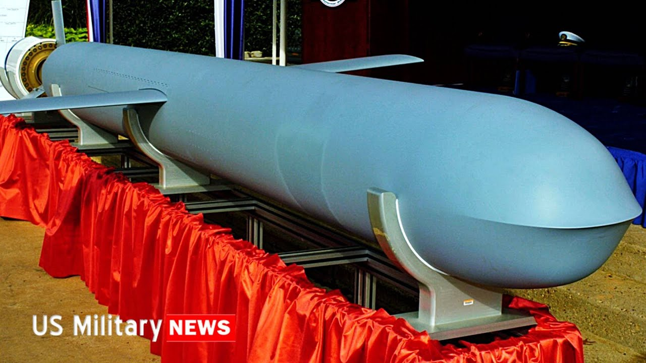 The US Navy's New Tomahawk Missile (Block V) is a Real Killer