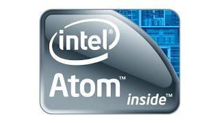 Test intel atom z3735F