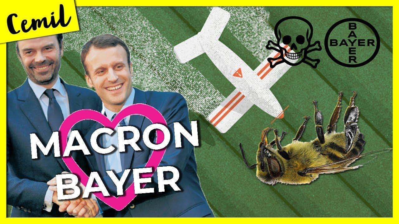 Macron, le sauveur de Bayer | CCATD #27