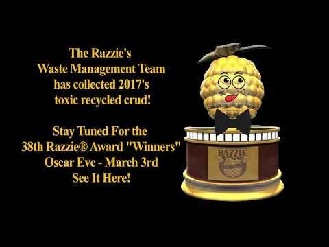 38TH Razzie Award Teaser - Watch It Here!