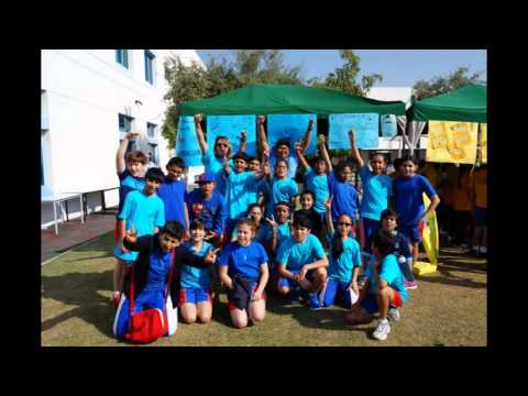 EISJ Year 3,4,5 and 6 Sports Day 2015 -16