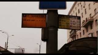 # Vlog 2  Getting Around Moscow By Public Transport