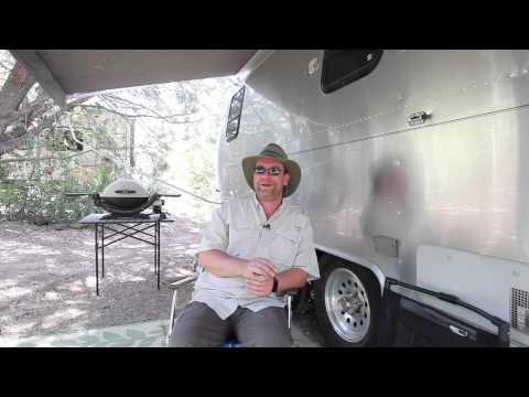 Luxury 2016 Airstream International Serenity 30W Travel Trailer Solar Powered | FunnyDog.TV