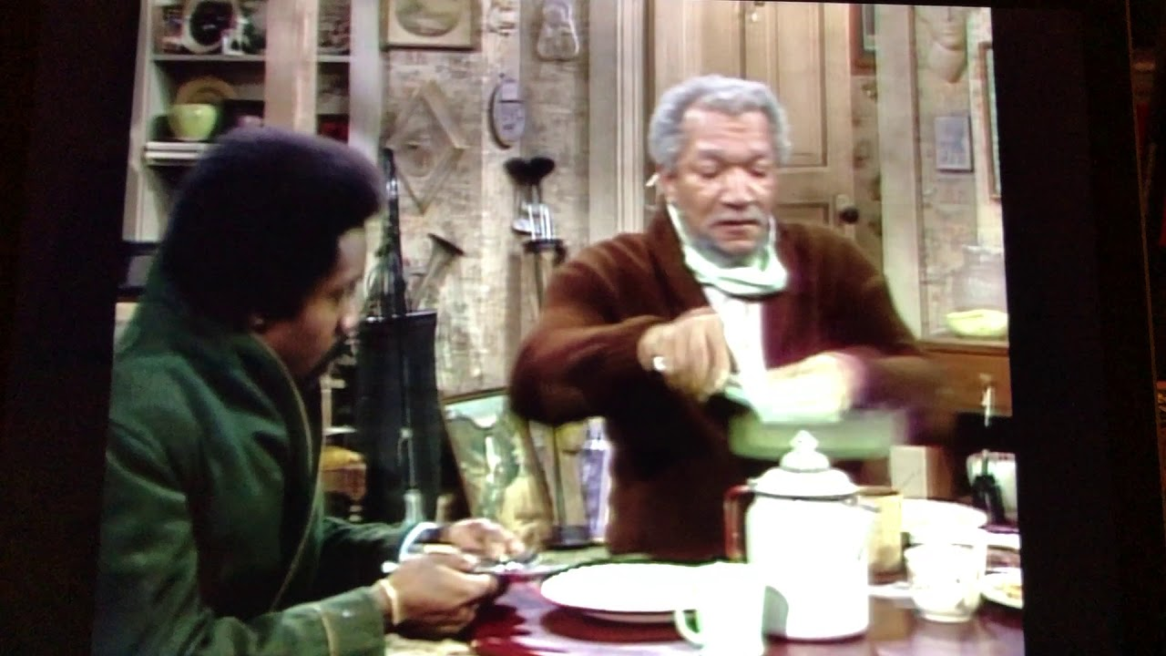 Sanford & Son Coronavirus Breakfast