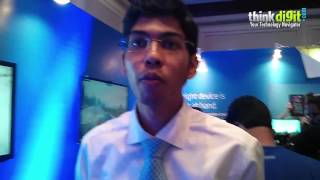Intel Haswell India Launch - Interview with Abhinav Aggarwal, CEO TRUTECH