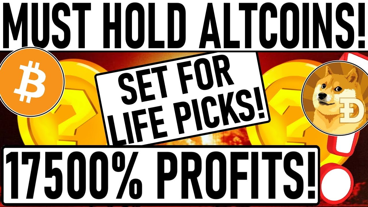 17500% PROFIT ALTCOIN PICKS! LOAD UP ON THESE ALTCOINS TODAY! DOGE EPIC BOOM SOON! BUY THESE COINS!