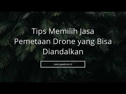 Tips Memilih Jasa Pemetaan Drone yang Bisa Diandalkan