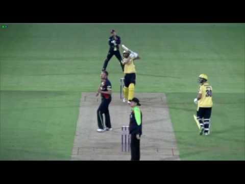 Death bowling earns Kent dramatic win at Hampshire