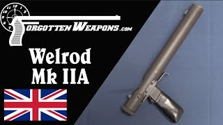 Silent But Deadly Welrod Mk IIA