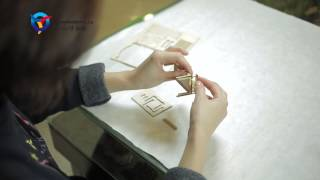 [영공방] Making Miniature Furniture : Making Sofa And Table
