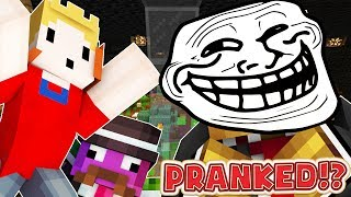 PRANKING TEWTIY AND ALEX