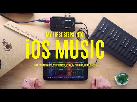 iOS Music Making: First Steps