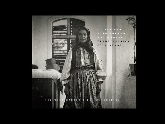Transylvanian Folk Songs - Lucian Ban   John Surman   Mat Maneri