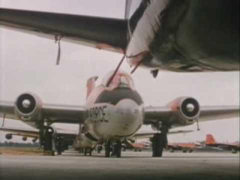 Martin B-57 Canberra Documentary (Part 4)