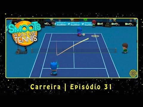 Smoots World Cup Tennis (PC) Carreira | Episódio 31 |