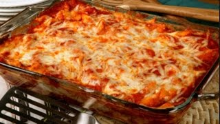 How To Make The Best Vegan And Gluten Free Baked Ziti Ever