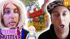 Teenie Mütter: Peggy & Joel im Kinder-Spiele-Land!
