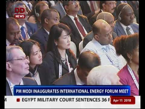 16th International energy meet begins in New Delhi