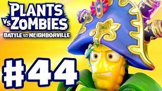 Legendary Captain Cannon-Pop Hat! - Plants vs. Zombies: Battle for Neighborville - Gameplay Part 44