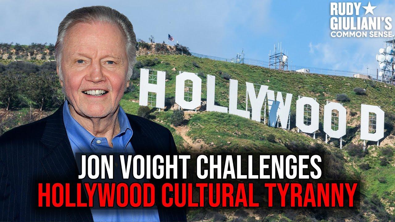 Jon Voight On Challenging Hollywood Cultural Tyranny | Rudy Giuliani | Ep. 51