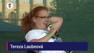 Demonstrace 5. 6. 2018 - Tereza Laubeová