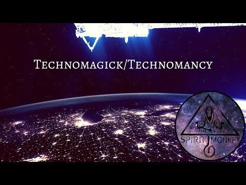 TechnoMagick/TechnoMancy - Using Magick Alongside Technology