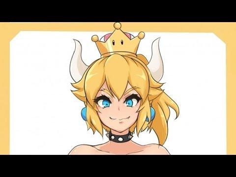 Bowsette 64  #クッパ姫