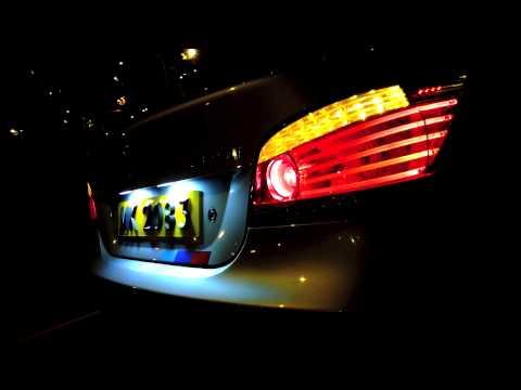 BMW Double Flash Hazard