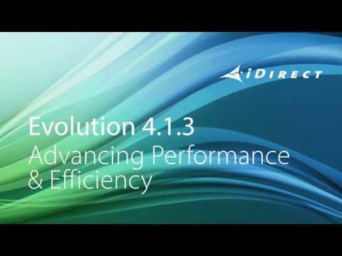 iDirect Evolution® – ST Engineering iDirect