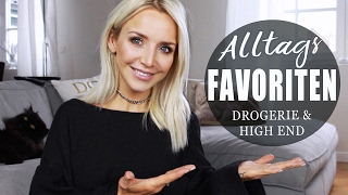 Foundation , Wimperntusche , Lashes | Was ich jeden Tag verwende | BEAUTY DROGERIE FAVORITEN