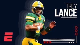 Trey Lance is the NFL draft's mystery man – and a massive talent | Top Prospects