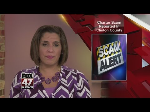 Charter scam reported in Clinton County