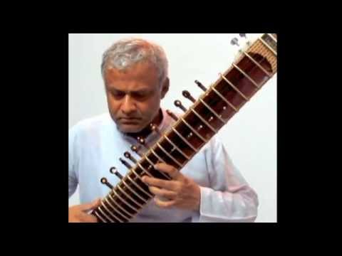 'Aap Ki Nazron'. An old Hindi film song on sitar byDr. Sanjeeb Sircar, with improvisations.
