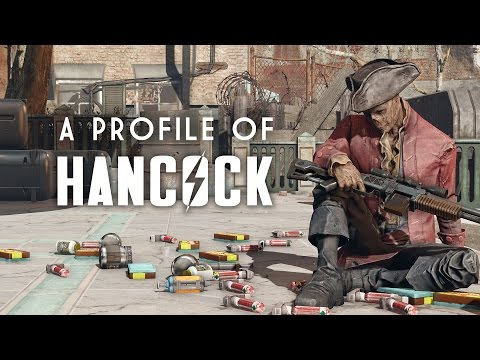 A Profile of Hancock - Two Minds in One Man - Fallout 4 Lore