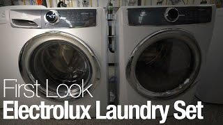The Electrolux 617 series is the best laundry set you can buy